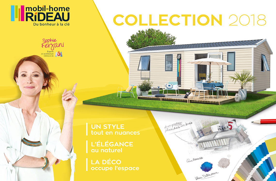 Projet Mobil-home Rideau full - Augural Strateo